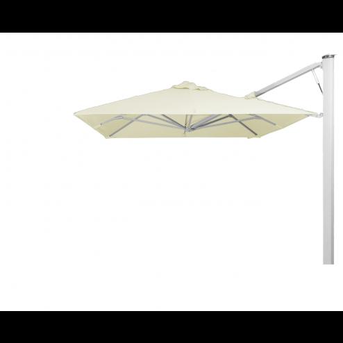 Prostor P7 muurparasol 300*300cm white sand