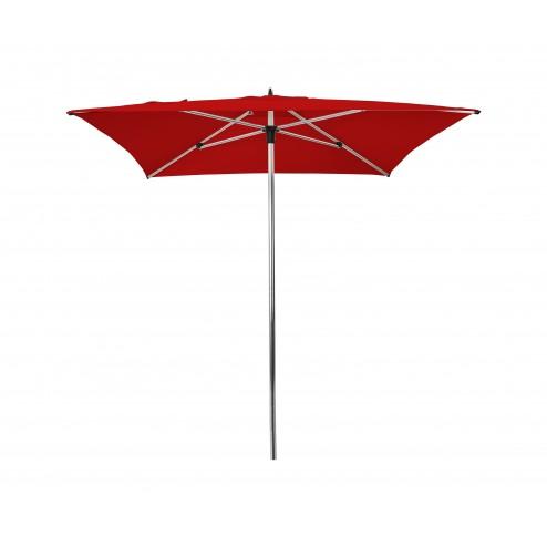 Sublimo parasol 200x200 cm. rood
