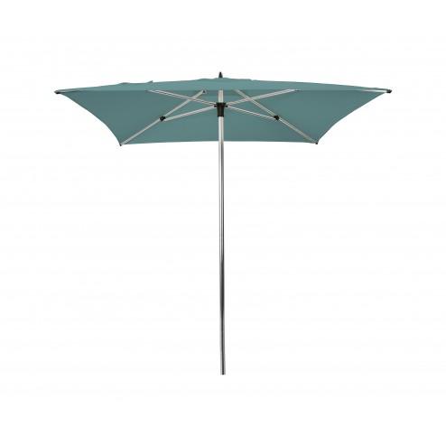 Sublimo parasol 200x200 cm. aqua