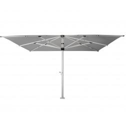 Basto Pro parasol (400*400cm) Platinum Grey