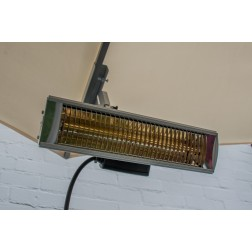 Solero Cosy Low Glare heater 1500W