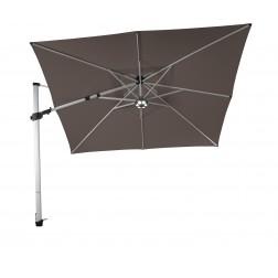 Fratello Pro cantilever parasol Taupe (300*300cm)