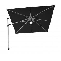 Fratello Pro cantilever parasol Black (300*300cm)