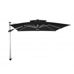 Fratello Pro 2.0 cantilever parasol Black (300*300cm)
