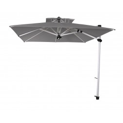 Laterna Pro cantilever parasol Anthracite (300*300cm)