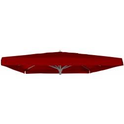 Parasol Fabric Maestro Prestige Red (400*400cm)