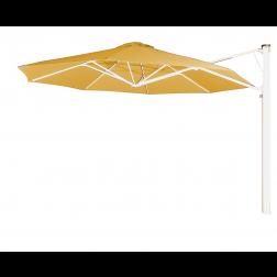 P7 wall parasol Butter Cup (ø350cm)