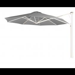 P7 wall parasol Lead Grey (ø350cm)