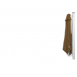 P7 wall parasol Taupe (250*250)