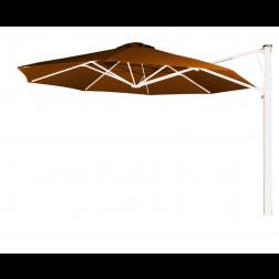 P7 wall parasol Terra Cotta (ø350cm)