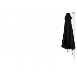 P7 wall parasol Black Widow (ø350cm)