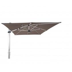 Palestro Pro cantilever parasol Taupe (300*400cm)