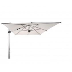 Palestro Pro cantilever parasol Pearl White (300*400cm)