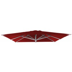 Parasol Fabric Patio Red (300*300cm)