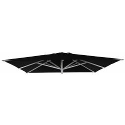 Parasol Fabric Patio Black (300*300cm)