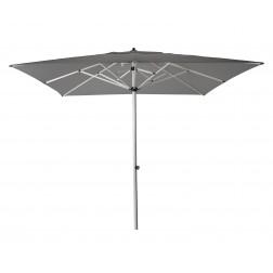 Presto parasol Platinum Grey (330*330cm)