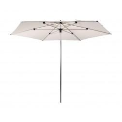Sublimo parasol 300cm. gebroken wit